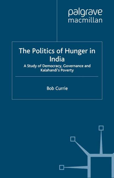 Politics of Hunger in India