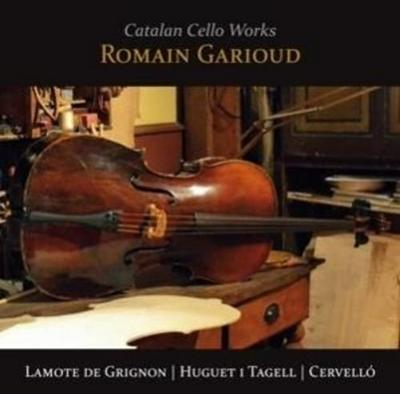 Catalan Cello Works
