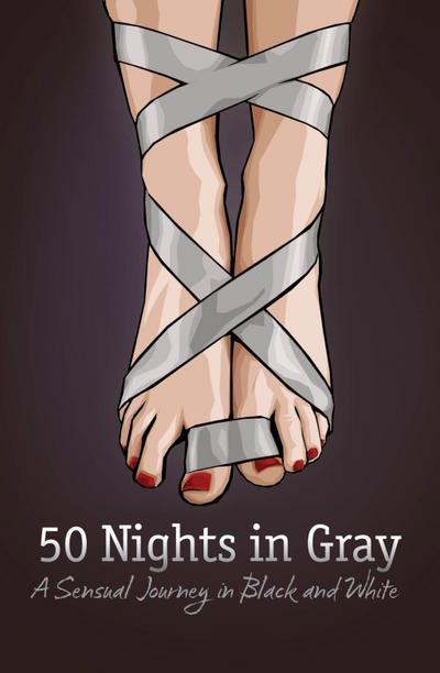 50 Nights in Gray: The Illustrated Edition