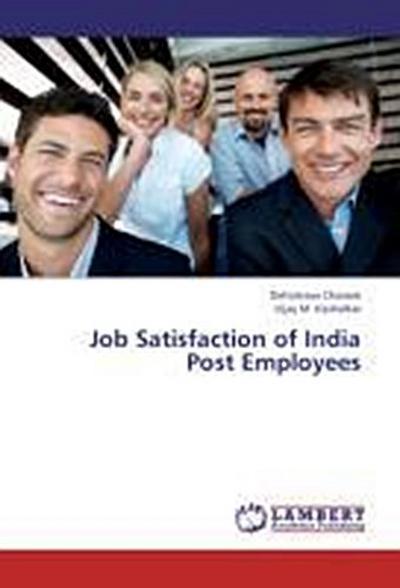 Job Satisfaction of India Post Employees