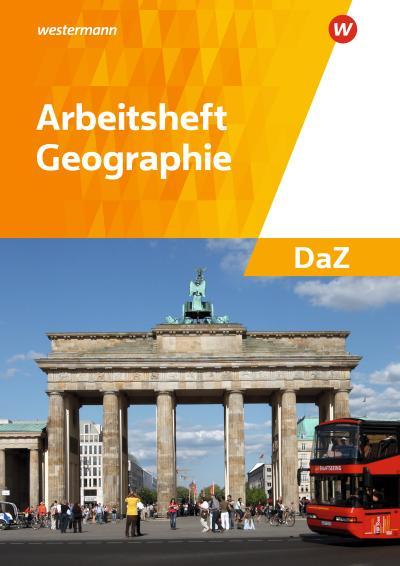 Arbeitsheft Geographie / Deutsch als Zweitsprache
