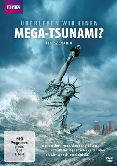 Überleben wir einen Mega-Tsunami? - Polyband, WVG - DVD, Englisch| Deutsch, Sara Mendes da Costa, - Keine Info -, - Keine Info -