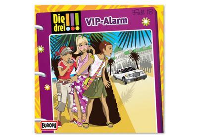 Die Drei !!! 018: V.I.P.-Alarm