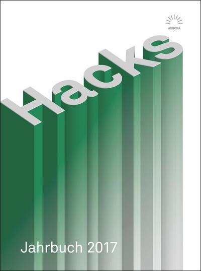 Hacks Jahrbuch 2017 (Aurora)