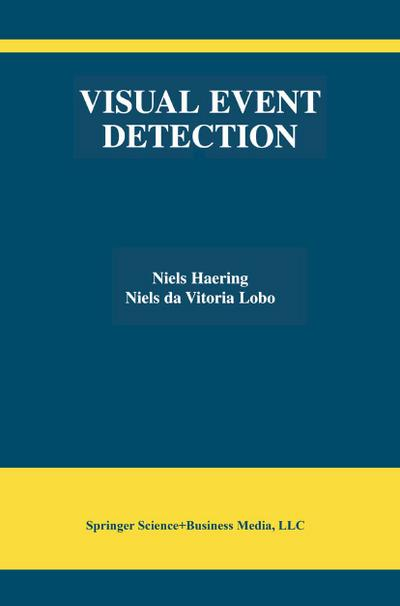 Visual Event Detection