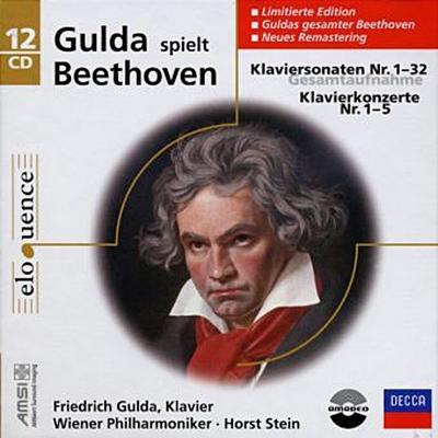 Klavierkonzerte 1-5 (Ga)/Klaviersonaten 1-32 (Ga)