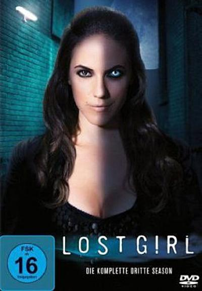 Lost Girl - Die komplette dritte Season. Season.3, 3 DVDs