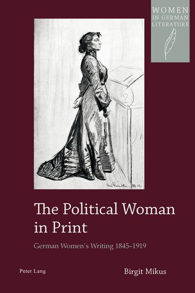 Political Woman in Print