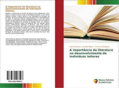 A importância da literatura no desenvolvimento de indivíduos leitores