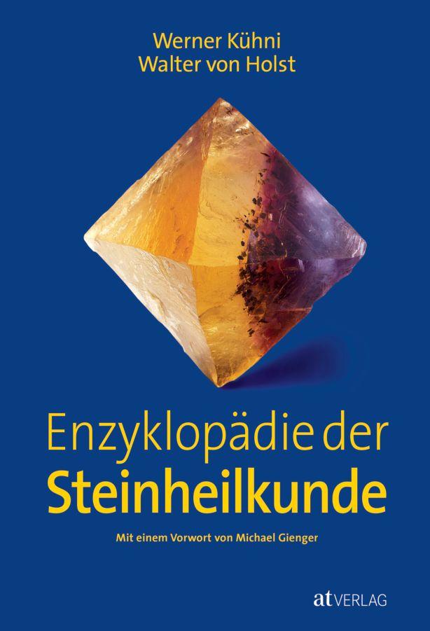 NEU Enzyklopädie der Steinheilkunde Walter von Holst 004691