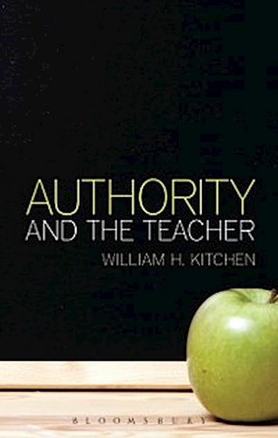 Authority and the Teacher