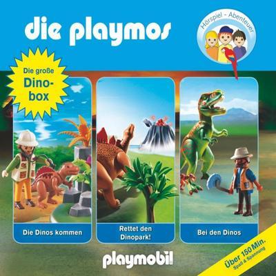 Die Groáe Dino-Box