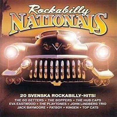 Rockabilly Nationals-20 Svenska Rockabilly-Hits!
