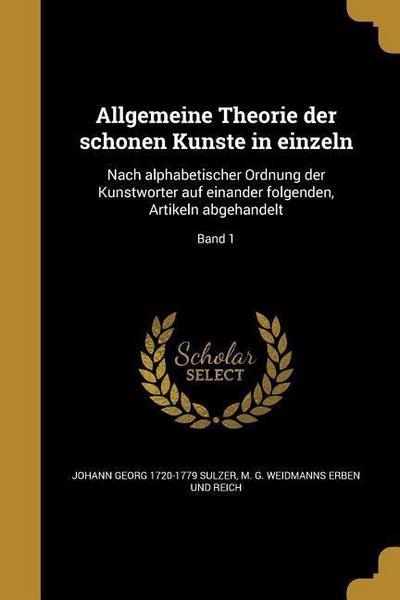 GER-ALLGEMEINE THEORIE DER SCH