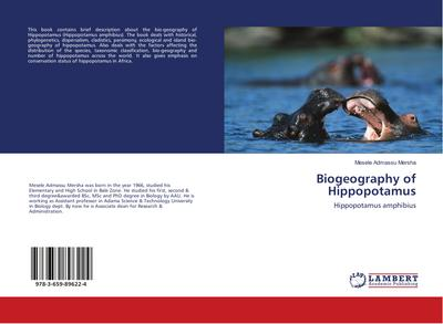 Biogeography of Hippopotamus