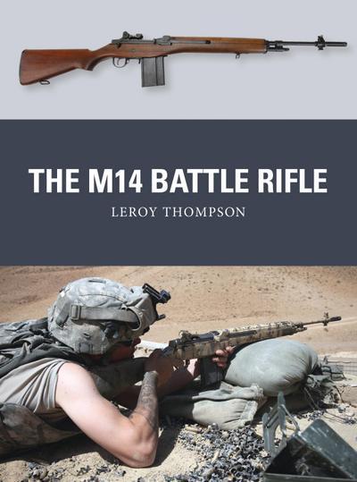 The M14 Battle Rifle