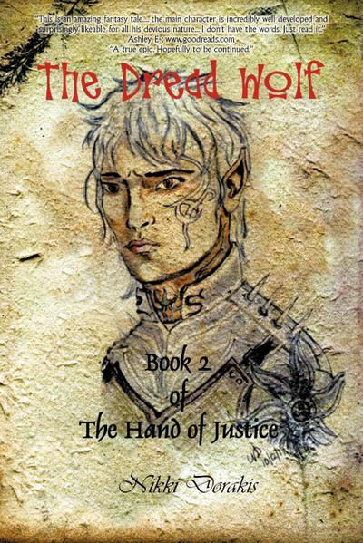 The Dread Wolf: Book 2: The Hand of Justice