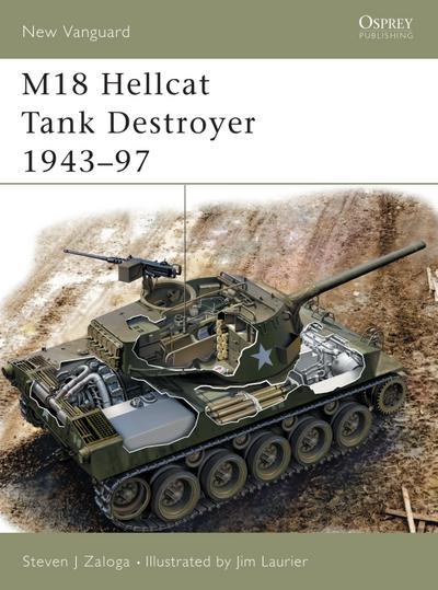 M18 Hellcat Tank Destroyer 1943 97