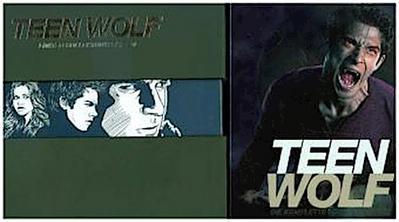 Teen Wolf, 5 Blu-ray (Digipak mit Sammler-Box)