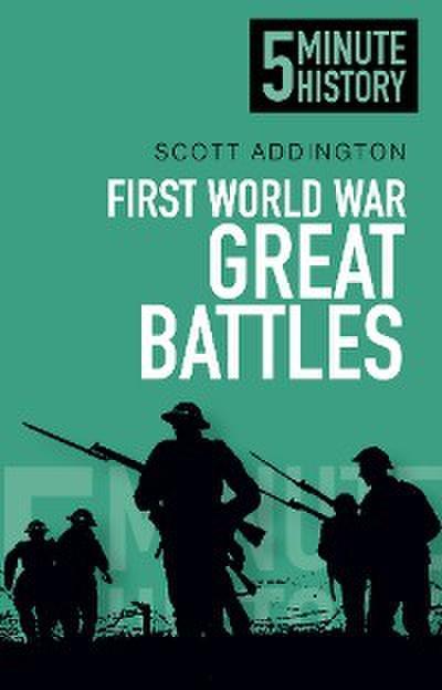 First World War Great Battles: 5 Minute History