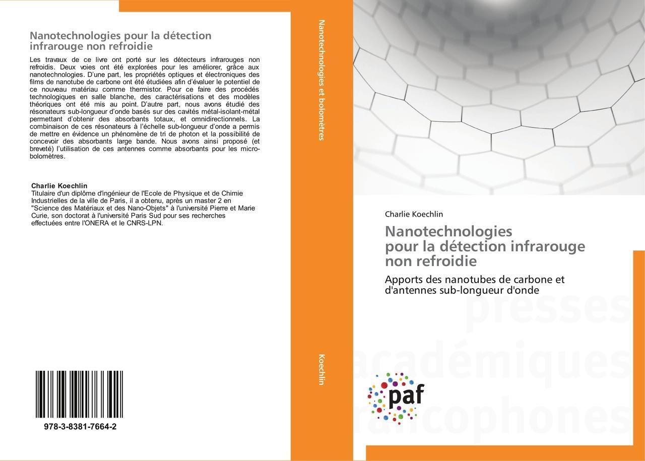 Charlie Koechlin / Nanotechnologies  pour la détection infra ... 9783838176642