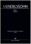 Elias op. 70, Klavierauszug (deutsch)