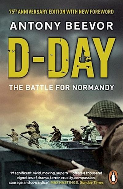 D-Day, English edition