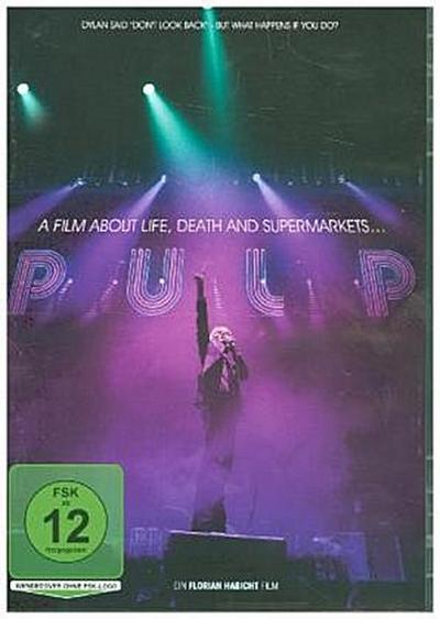 Pulp - A Film About Life, Death and Supermarkets, 1 DVD