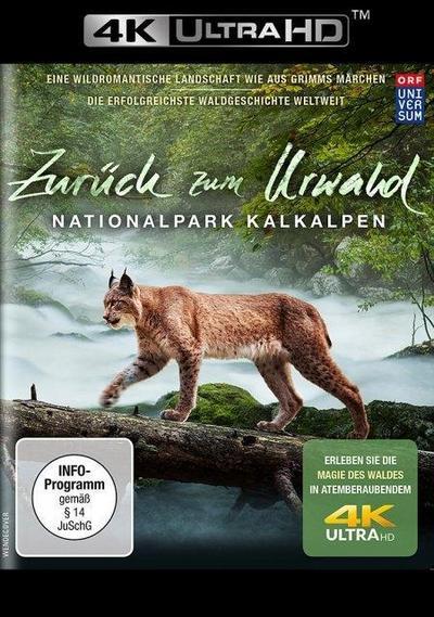 Zurück zum Urwald 4K, Blu-ray