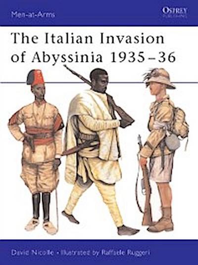 Italian Invasion of Abyssinia 1935 36