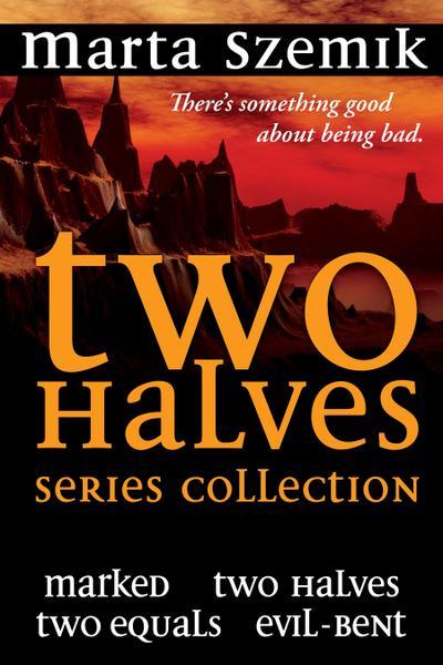 Two Halves Box Set