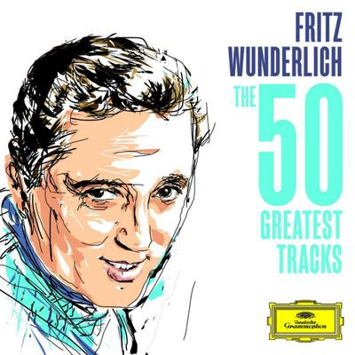 Fritz Wunderlich: The 50 Greatest Tracks