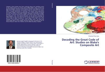 Decoding the Great Code of Art: Studies on Blake's Composite Art