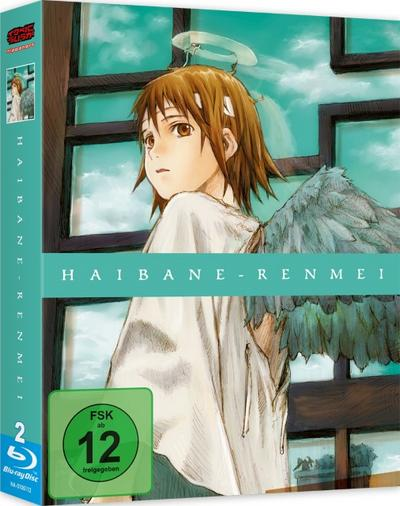 Haibane Renmei - Gesamtausgabe Bluray Box
