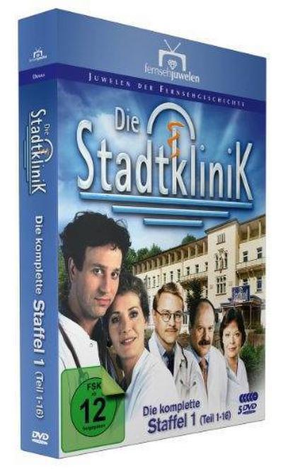 Die Stadtklinik - Die komplette 1. Staffel