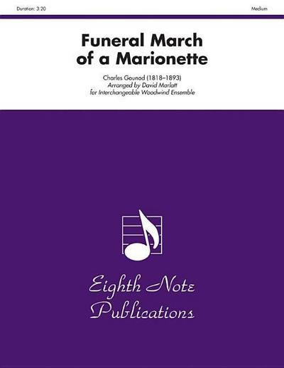 Funeral March of a Marionette: Score & Parts