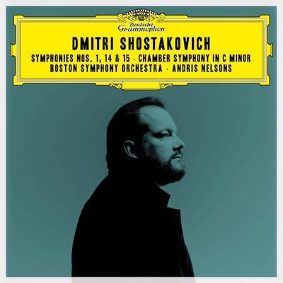 Shostakovich: Symphonies 1,15,14, Chamber Symphony