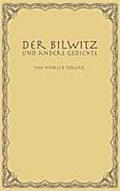 Der Bilwitz: und andere Gedichte [Gebundene Ausgabe] by Ferchel, Hinrich