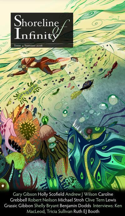 Shoreline of Infinity 4 (Shoreline of Infinity science fiction magazine, #4)