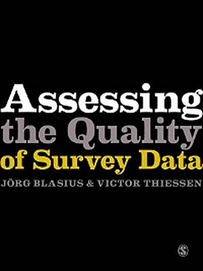 Assessing the Quality of Survey Data