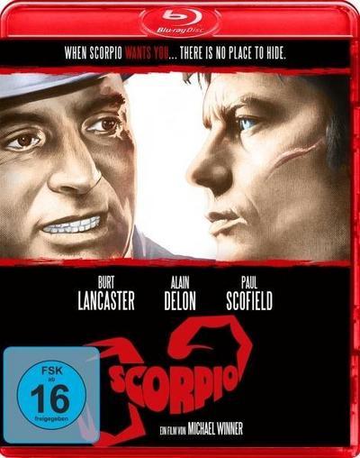 Scorpio, der Killer, 1 Blu-ray