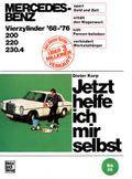 Mercedes-Benz 200 / 220 / 230.4  4Zyl. 1968-1 ...