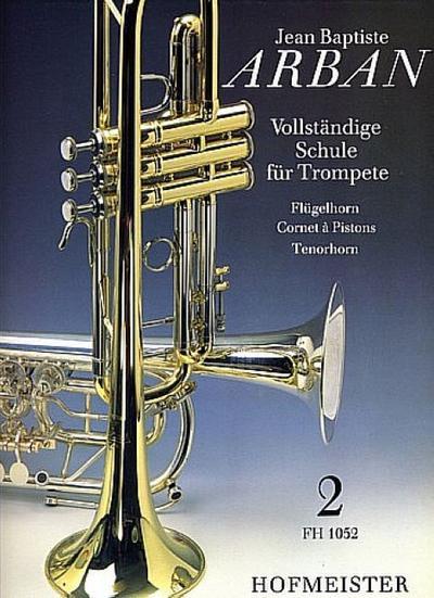 Vollständige Schule für Trompete 2