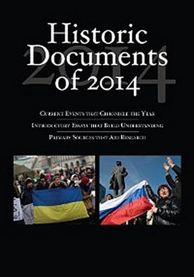 Historic Documents of 2014