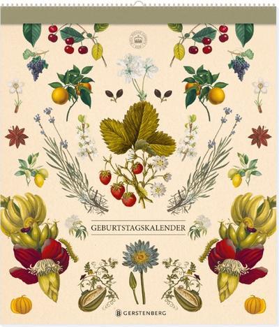 Kew Gardens - Geburtstagskalender