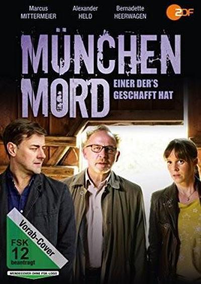 München Mord - Einer ders geschafft hat