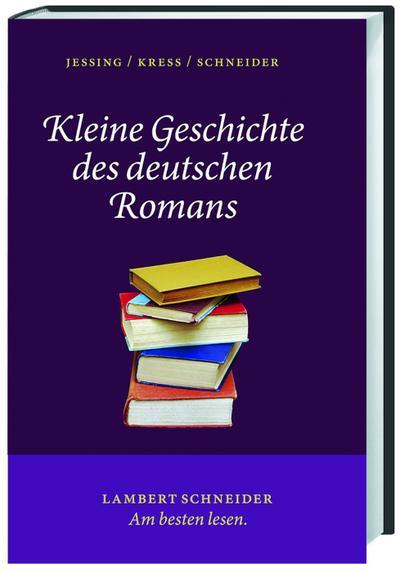 Kleine Geschichte des deutschen Romans