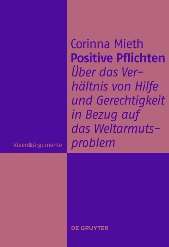 Positive Pflichten, Corinna Mieth