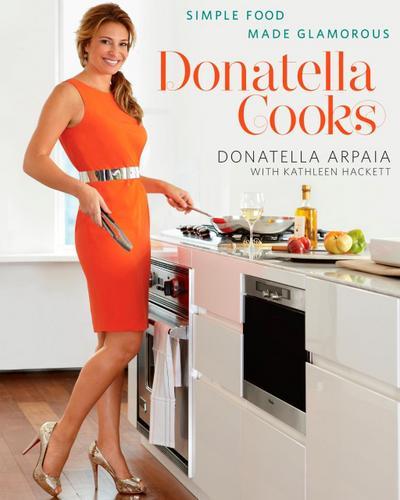 Donatella Cooks