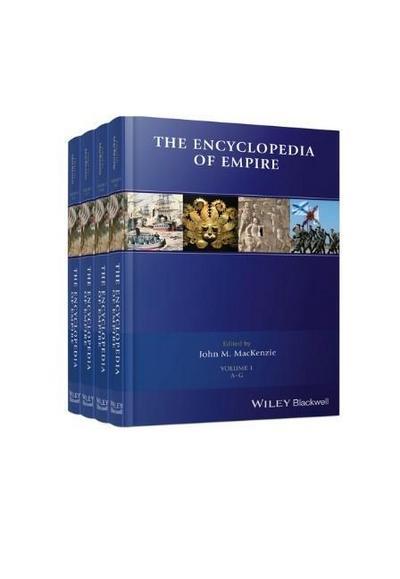 The Encyclopedia of Empire, 4 Volume Set